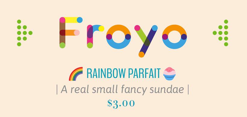color font sample